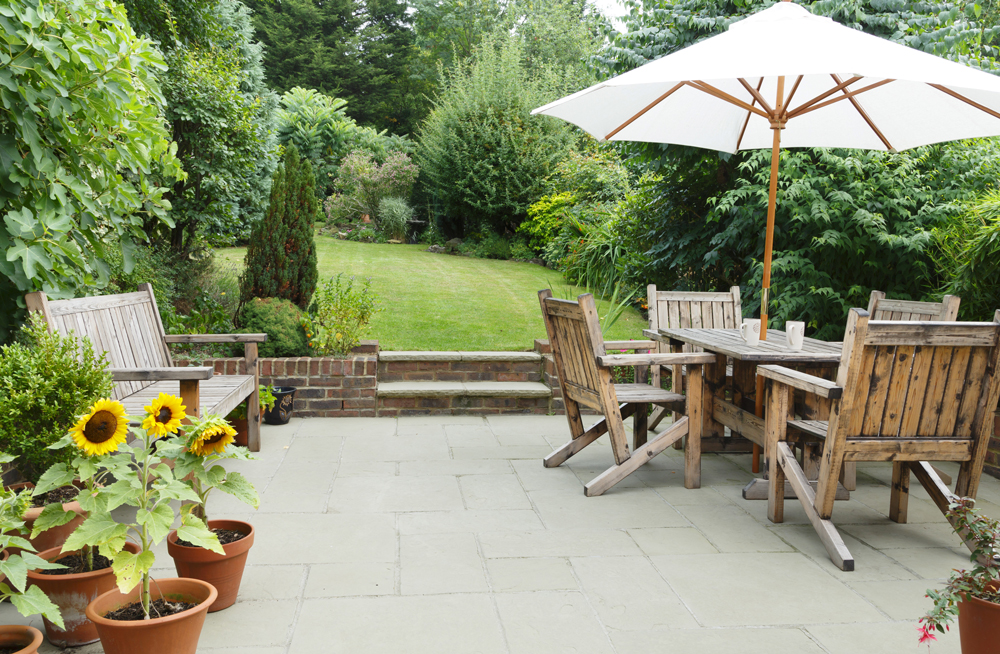 The Cost Of Building A New Garden Patio In 2020 Mybuilder Com