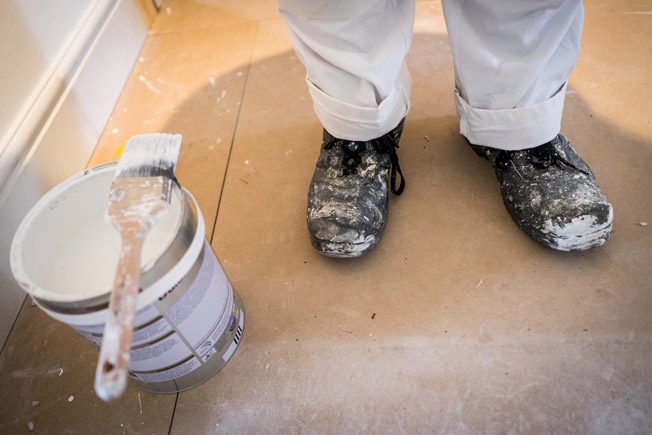 Choosing The Right Painter And Decorator