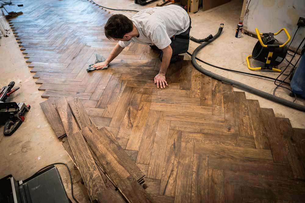 Wood Floor Installation Costs In 2020 Mybuilder