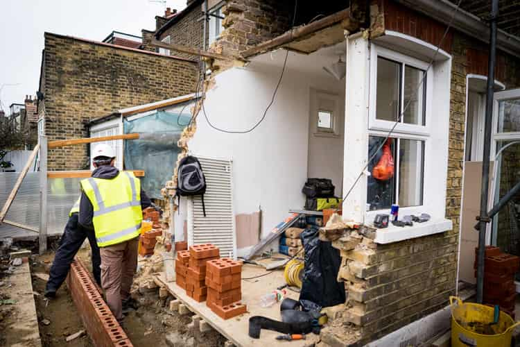 Get Building: No Planning Permission Required