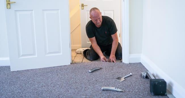 reading carpet choosing the right carpet fitter